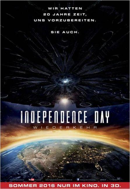 INDEPENDENCE DAY  2: WIEDERKEHR   DE